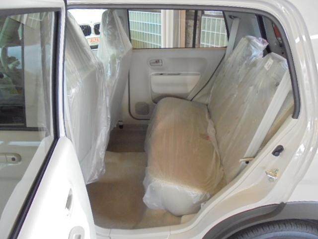 L 届出済み未使用車 スズキセーフティサポート付き スマートキー プッシュスタート(10枚目)