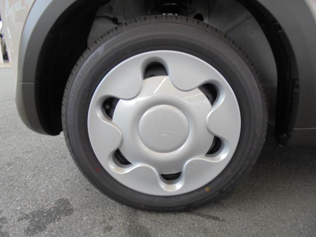 L 届出済み未使用車 スズキセーフティサポート付き スマートキー プッシュスタート(14枚目)