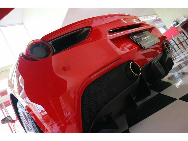 F1 DCT ロッソフェラーリインテリア ディーラー車(8枚目)