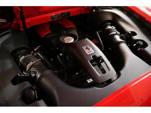 F1 DCT ロッソフェラーリインテリア ディーラー車(19枚目)