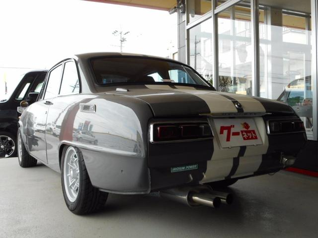 いすゞ ベレット 1800GT 改 フル公認済 ソレックスタコ足マフラー