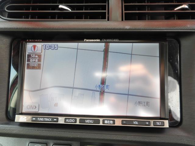 S ストラーダナビフルセグTV キーレス ETC(7枚目)