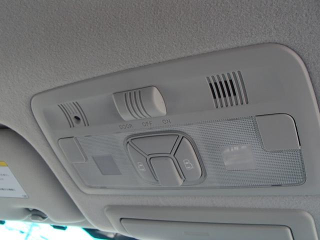 アエラス レザーパッケージ HDDナビTV レザーシート フリップダウンモニター 両側パワースライドドア(37枚目)