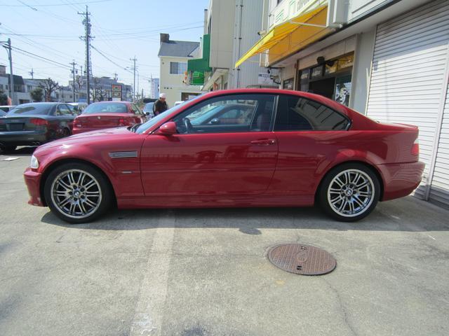 BMW BMW M3クーペ レッドレザーS 6速マニュアル