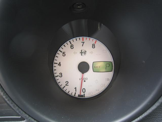 アルファロメオ アルファ156 2.5 V6 24V Qシステム ブラックレザーS 社外マフラー