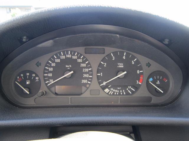 328iカブリオーレ BBS18AW 5速MT ガルウィング(14枚目)