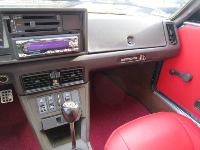 フィアット フィアット X1/9 ウェーバーツインキャブ 内装張替え済み ディーラー車左H