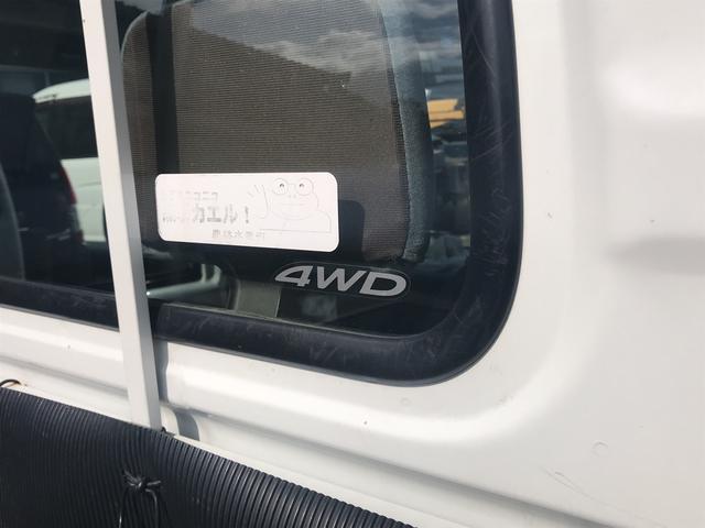 4WD エアコンパワステ 5速MT(12枚目)