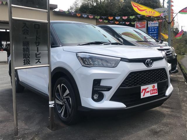 「トヨタ」「ライズ」「SUV・クロカン」「三重県」の中古車3