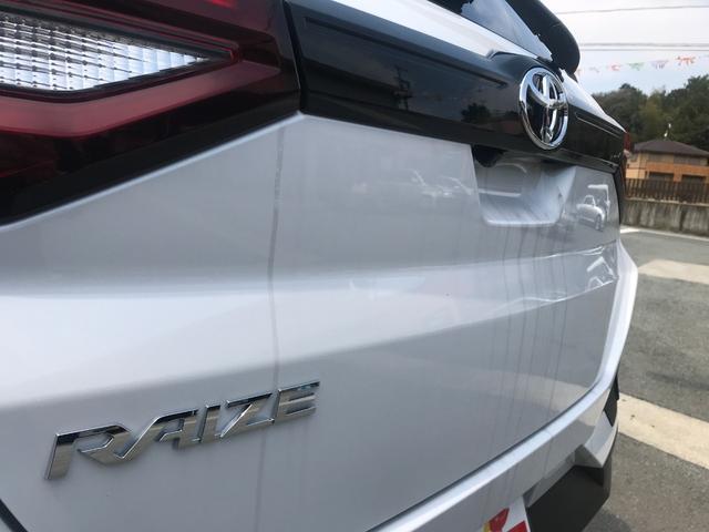 「トヨタ」「ライズ」「SUV・クロカン」「三重県」の中古車14