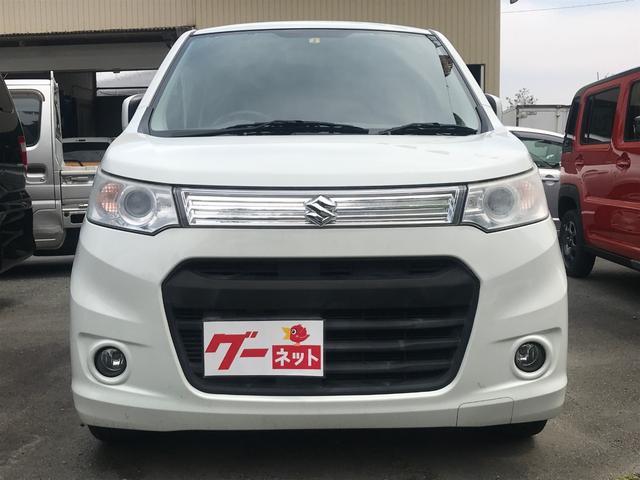 「スズキ」「ワゴンRスティングレー」「コンパクトカー」「三重県」の中古車2