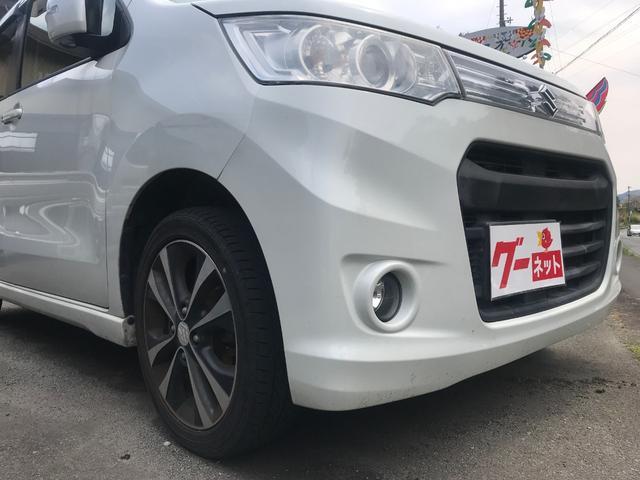 「スズキ」「ワゴンRスティングレー」「コンパクトカー」「三重県」の中古車4