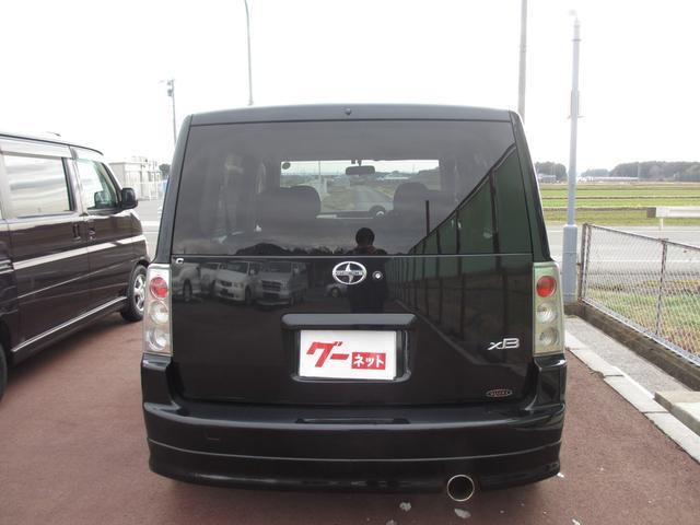 トヨタ bB Z モデリスタ STREET BILLET 限定モデル
