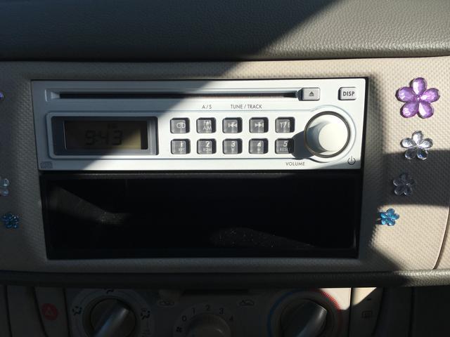 スバル ステラ L キーレス CD Wエアバック