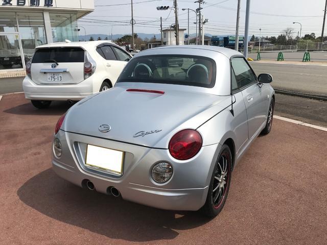 「ダイハツ」「コペン」「オープンカー」「三重県」の中古車9