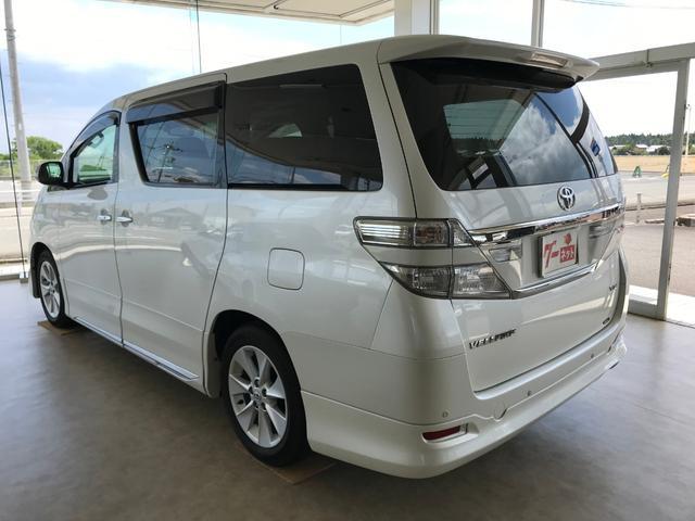 「トヨタ」「ヴェルファイア」「ミニバン・ワンボックス」「三重県」の中古車6