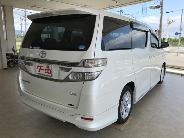 「トヨタ」「ヴェルファイア」「ミニバン・ワンボックス」「三重県」の中古車8
