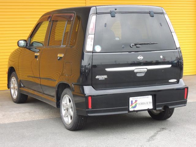 日産 キューブ スクエア Gタイプ 特別数量限定車輌
