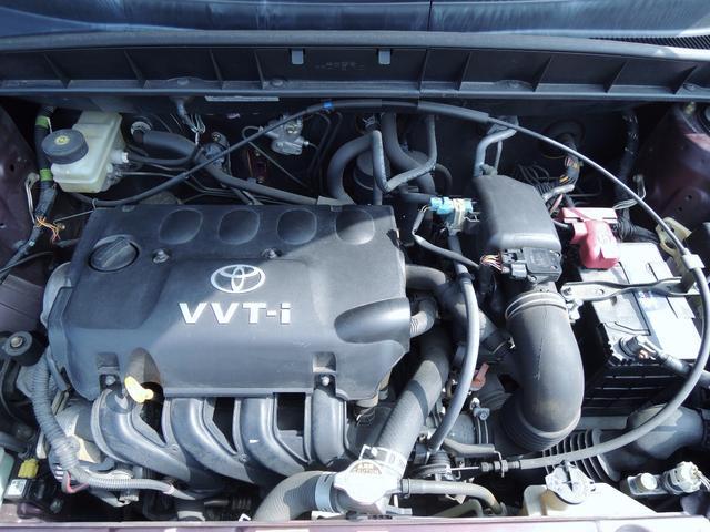 トヨタ ファンカーゴ X 特別限定VF130モデリスタ