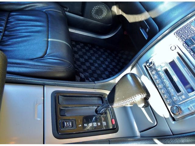 日産 セドリック グランツーリスモSV 社外エアロ 車高調