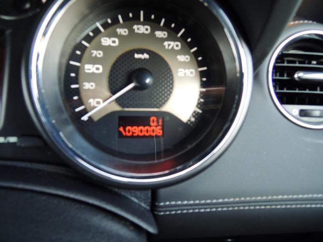 ベースグレード ターボ車・アクティブリアスポイラー・ナッパレザースポーツシート・前席パワーシート・純正18アルミ・HIDヘッドライト・4エアバック・カーボンルーフパック・インテグラルレザーパック(40枚目)