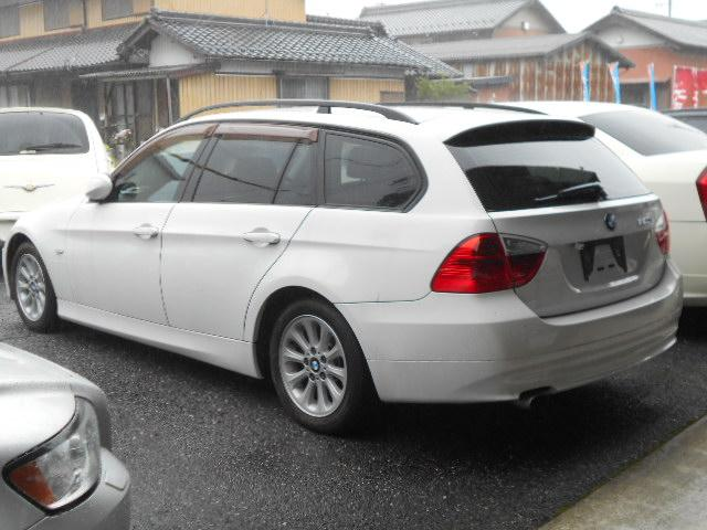 BMW BMW 320iツーリング HDDナビTV MTモードAT 18AW
