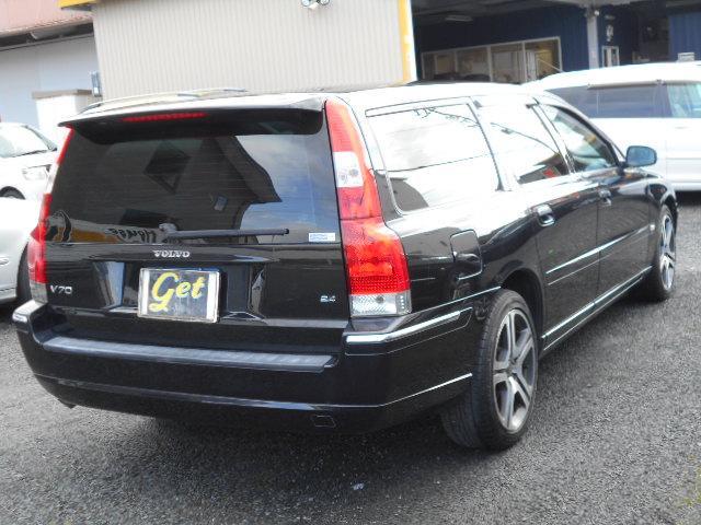 V70限定車MR赤黒コンビ革 純正17AW リアスポイラー メッキミラー他 他19年V70ブラック在庫有り本文記載