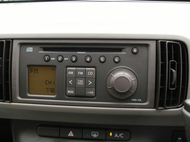 トヨタ パッソ X キーレス 1年間走行距離無制限保証