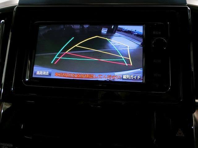 2.5Z ナビ&TV 両側電動スライド メモリーナビ フルセグ 後席モニター バックカメラ DVD再生 ETC 3列シート スマートキー LEDヘッドランプ 乗車定員8人 記録簿 キーレス アルミホイール CD(12枚目)