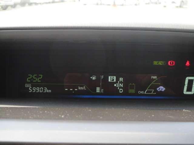 トヨタ プリウスアルファ S メモリーナビ バックモニター ETC