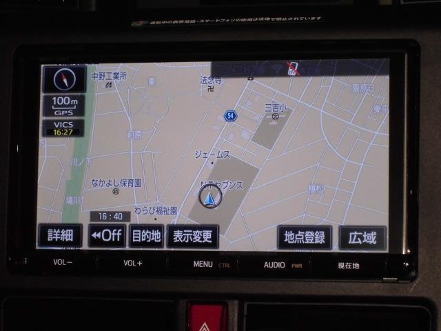 X-S地デジSDナビDVD再生Bカメラモデリスタ スマアシ2(5枚目)