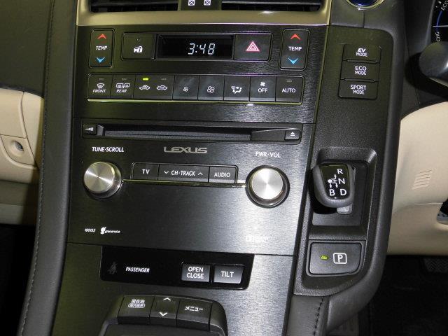 レクサス HS HS250h内装ベージュ純正HDDナビFセグBガイドモニター