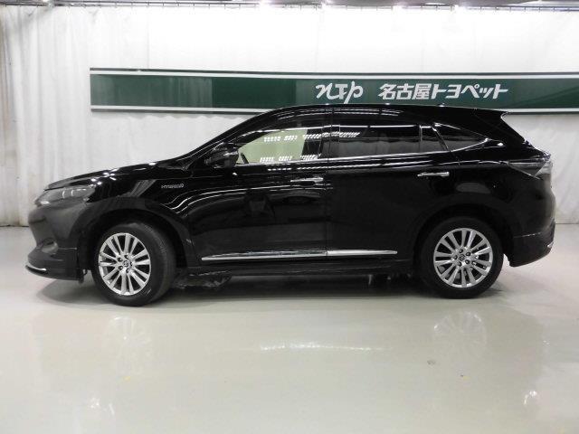 「トヨタ」「ハリアーハイブリッド」「SUV・クロカン」「愛知県」の中古車2