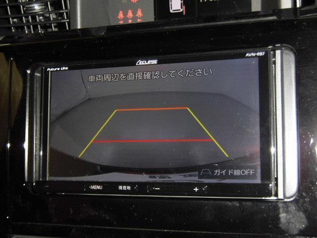 カスタムG ドラレコ 両側電動スライド バックカメラ(6枚目)