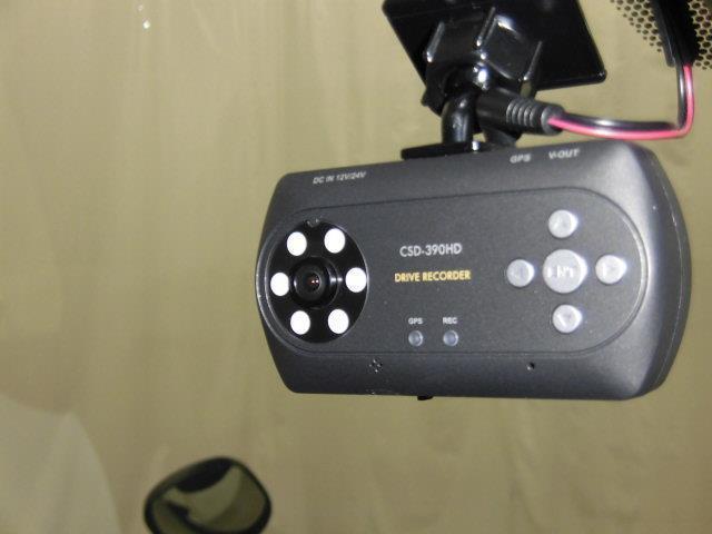 ロングスーパーGL ドラレコ 両側電動スライド バックカメラ(8枚目)