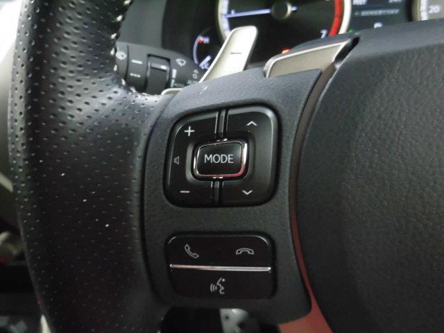 NX300 Fスポーツ サンルーフ フルセグ メモリーナビ DVD再生 ミュージックプレイヤー接続可 バックカメラ 衝突被害軽減システム ETC LEDヘッドランプ アイドリングストップ(17枚目)