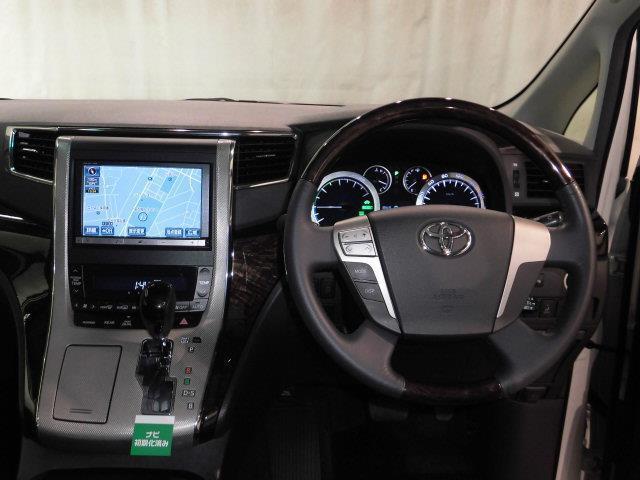 ZR 4WD フルセグ HDDナビ DVD再生 ミュージックプレイヤー接続可 後席モニター バックカメラ ETC 両側電動スライド HIDヘッドライト 乗車定員7人 3列シート アイドリングストップ(8枚目)