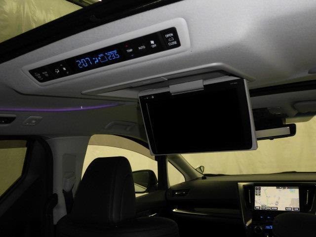 2.5Z Gエディション サンルーフ フルセグ メモリーナビ DVD再生 ミュージックプレイヤー接続可 後席モニター バックカメラ 衝突被害軽減システム ETC ドラレコ 両側電動スライド LEDヘッドランプ 乗車定員7人(10枚目)