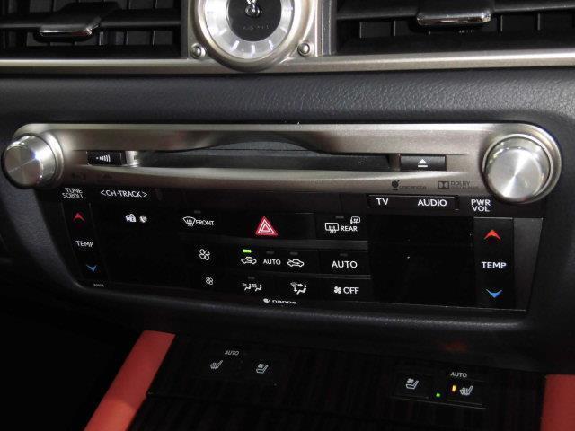 GS300h Fスポーツ 革シート フルセグ メモリーナビ DVD再生 ミュージックプレイヤー接続可 バックカメラ ETC ドラレコ LEDヘッドランプ アイドリングストップ(7枚目)