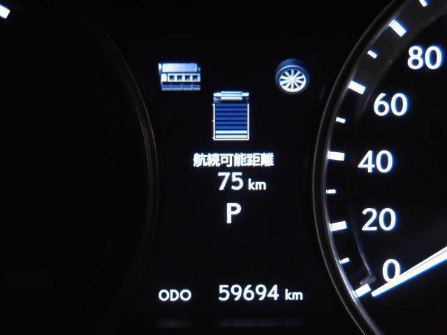 GS300h Fスポーツ 革シート フルセグ メモリーナビ DVD再生 ミュージックプレイヤー接続可 バックカメラ ETC ドラレコ LEDヘッドランプ アイドリングストップ(14枚目)