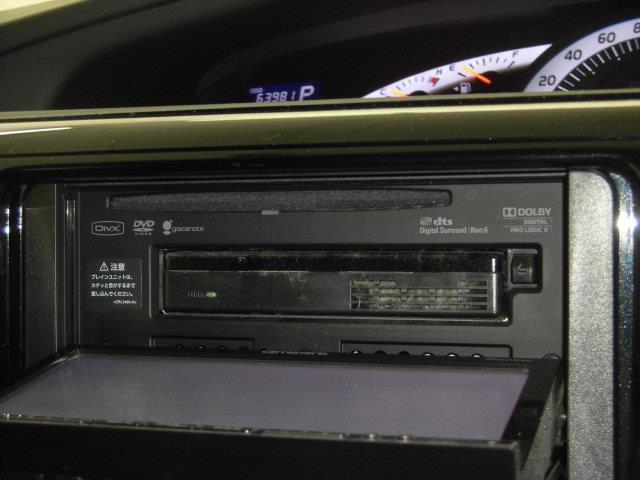 HDDナビはお気に入りのCDがたくさん録音できるのもうれしい機能です。
