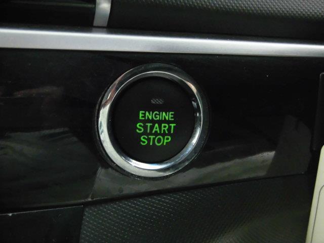 パワースイッチをワンプッシュでエンジン簡単始動!