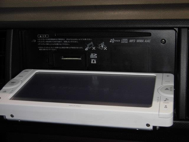 X クツロギ ワンセグ メモリーナビ ミュージックプレイヤー接続可 バックカメラ(11枚目)