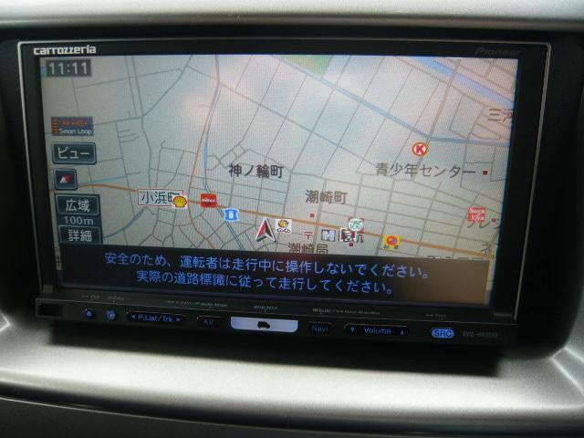 Z エアロ-Gパッケージ 社外ナビテレビHDD 6ヶ月保証付(14枚目)