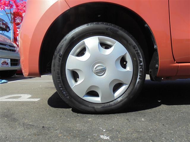 日産 モコ S 新品タイヤキーレスベンチシート電動格納ミラードアバイザー