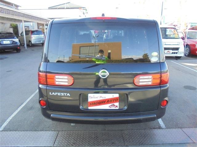 日産 ラフェスタ 20G ワンオーナーメモリーナビDVD再生ETCインテリキー