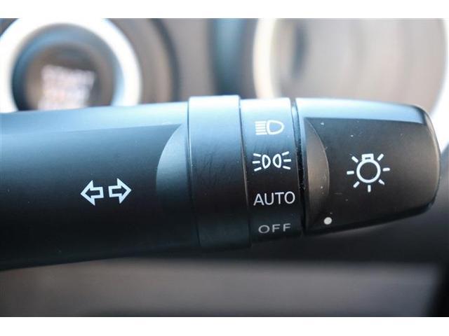 オートライト★日が暮れてきて、自動でライトが点灯してくれるので運転手はもちろん見やすく、対向車にも気付いてもらいやすいですよ♪