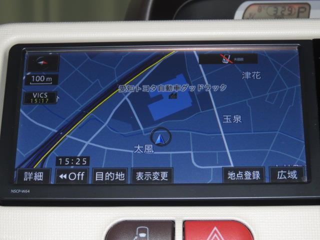 トヨタ ポルテ G トヨタ純正ナビワンセグTV・ドレスアップパッケージ