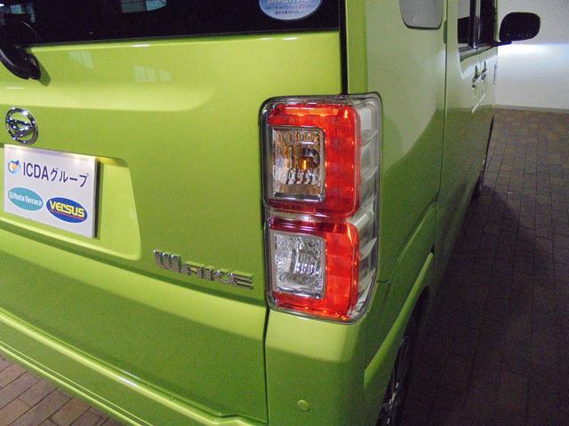 ダイハツ ウェイク GターボSAII 衝突軽減ブレーキ 両側パワスラ 未使用車