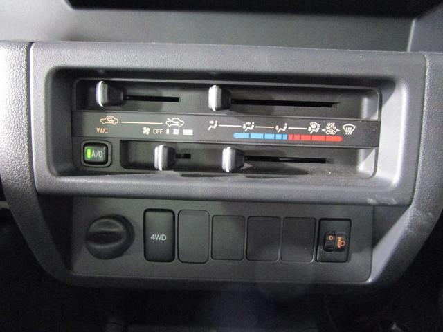 ダイハツ ハイゼットトラック スタンダード 4WD車 オートマ車 届出済未使用車 エアコン